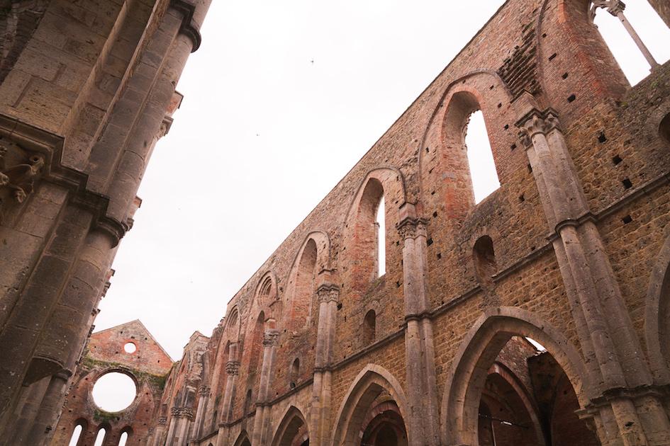 San Galgano Toscana IntraMundi