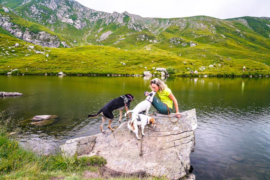 Lago Bargentana trekking IntraMundi