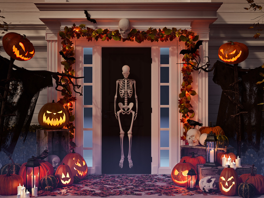 Le origini di halloween Intramundi