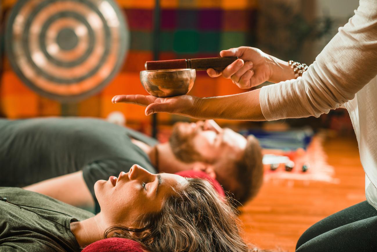 massaggio sonoro intramundi