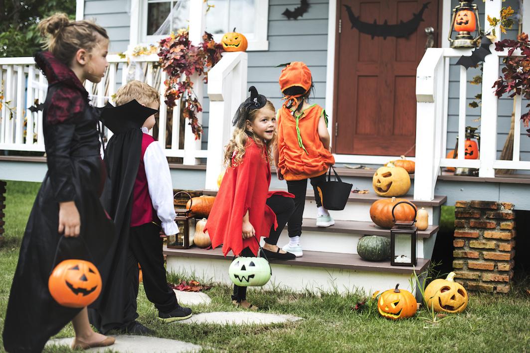 Le origini di halloween Intramuni