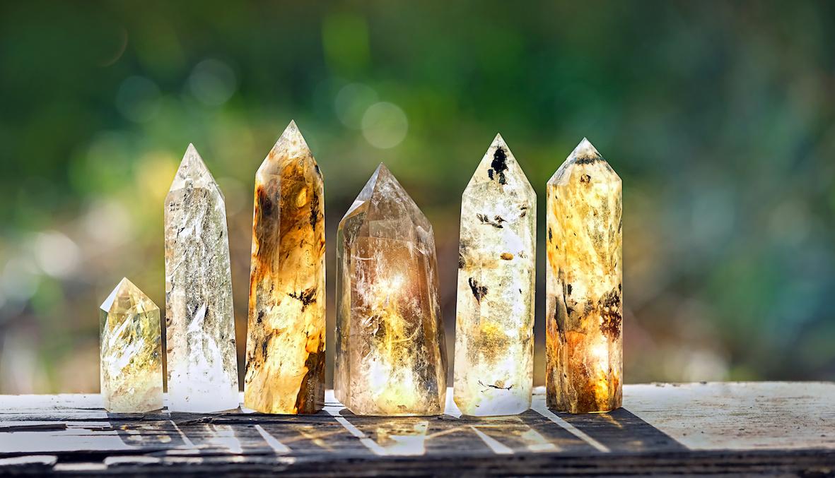 pietre e cristalli proprietà