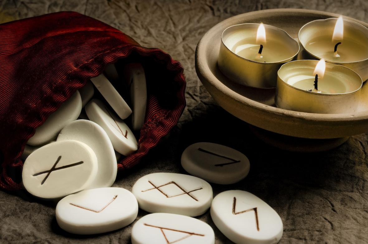 Rune celtica intramundi