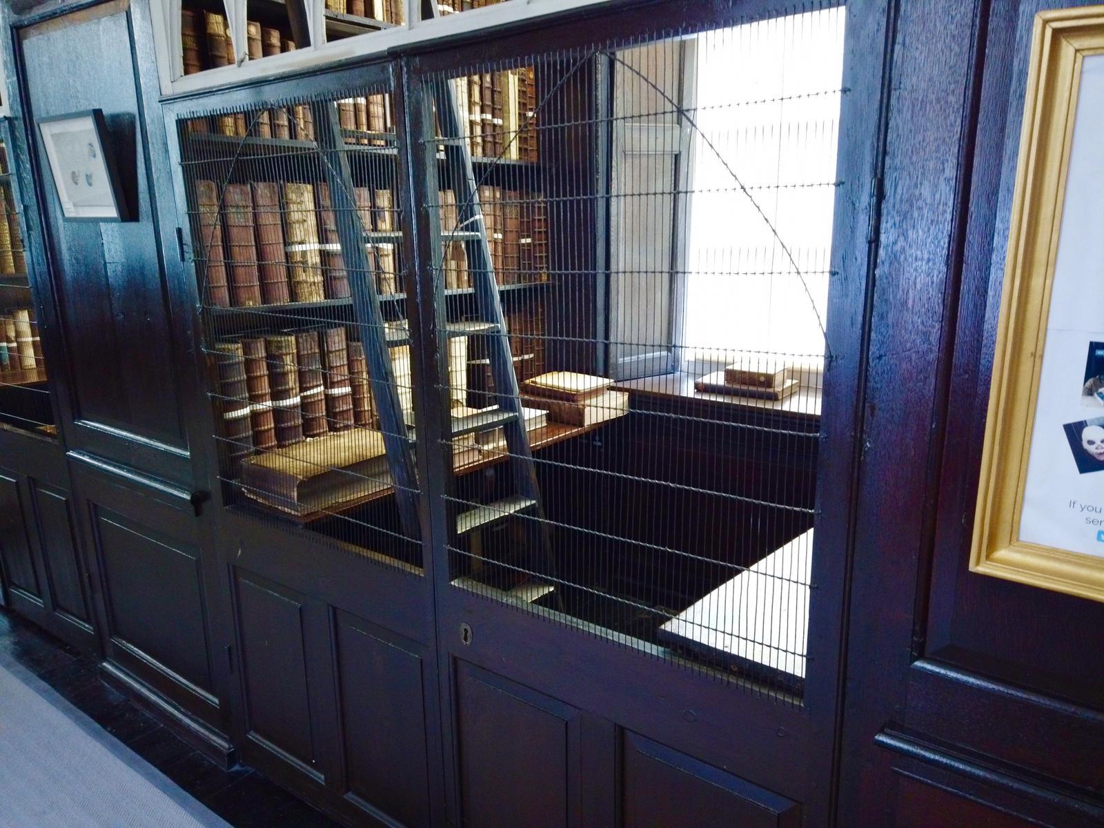 Biblioteca MARSH's Library Dublino