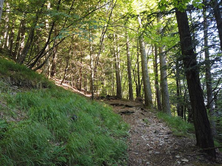trekking sestola intramundi