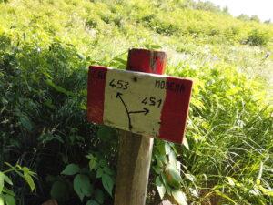 trekking sestola sentiero dei partigiani