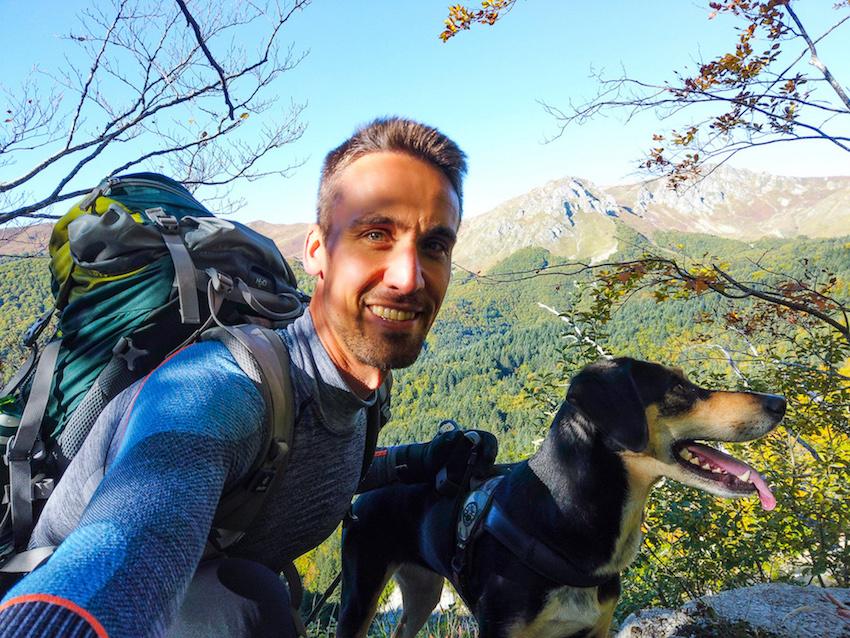 Trekking monte Cusna