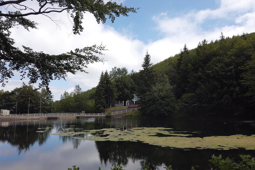 Lago Cavone intramundi