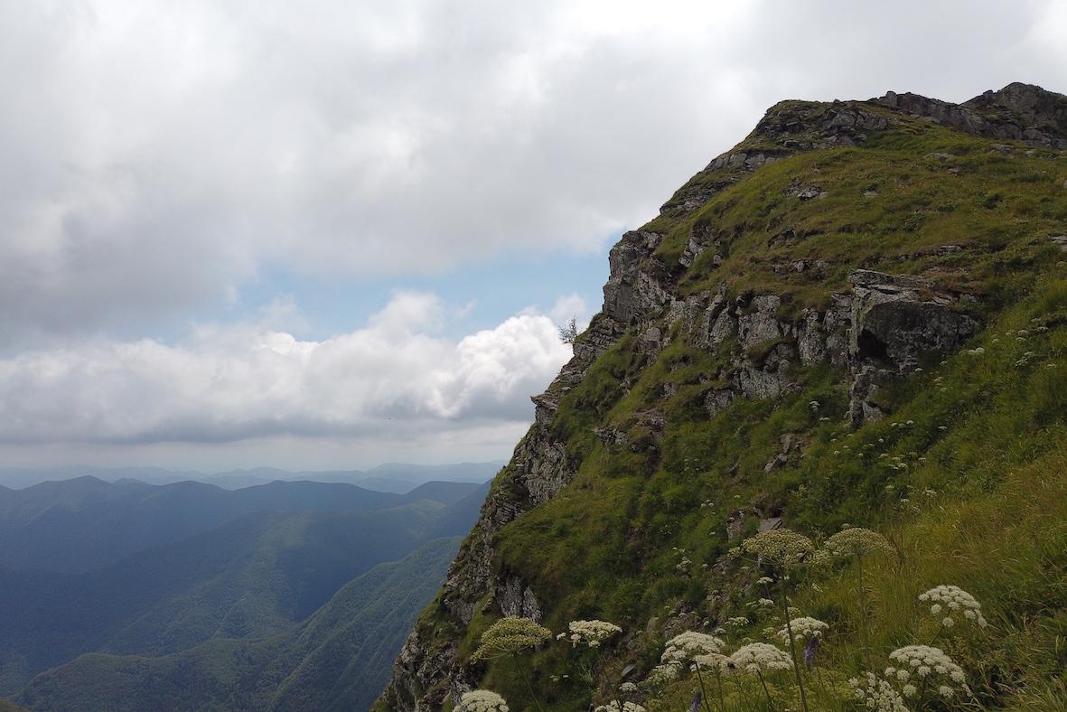Trekking Corno alle Scale Intramundi