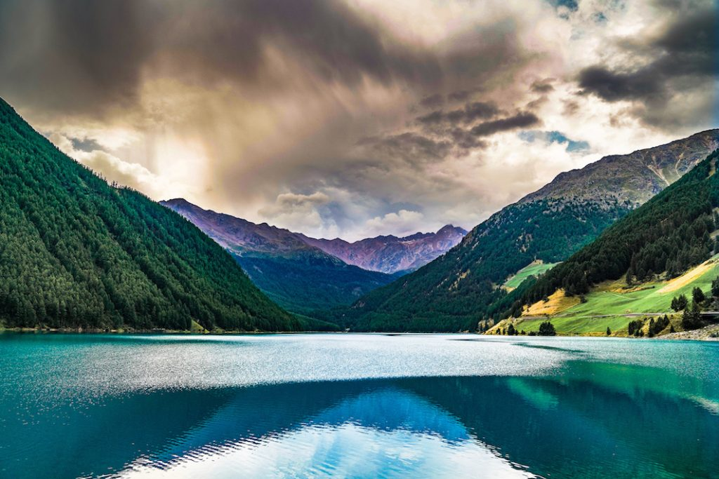 Lago di Vernago Val Senales