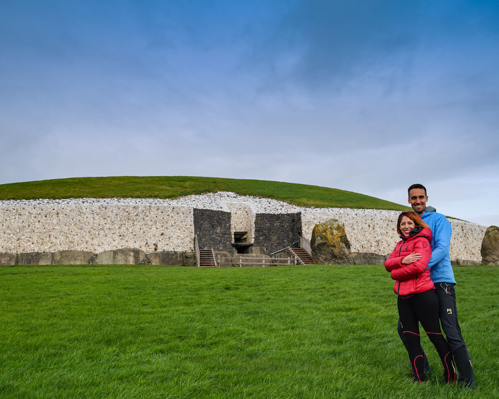 IntraMundi tour irlanda on the road Newgrange