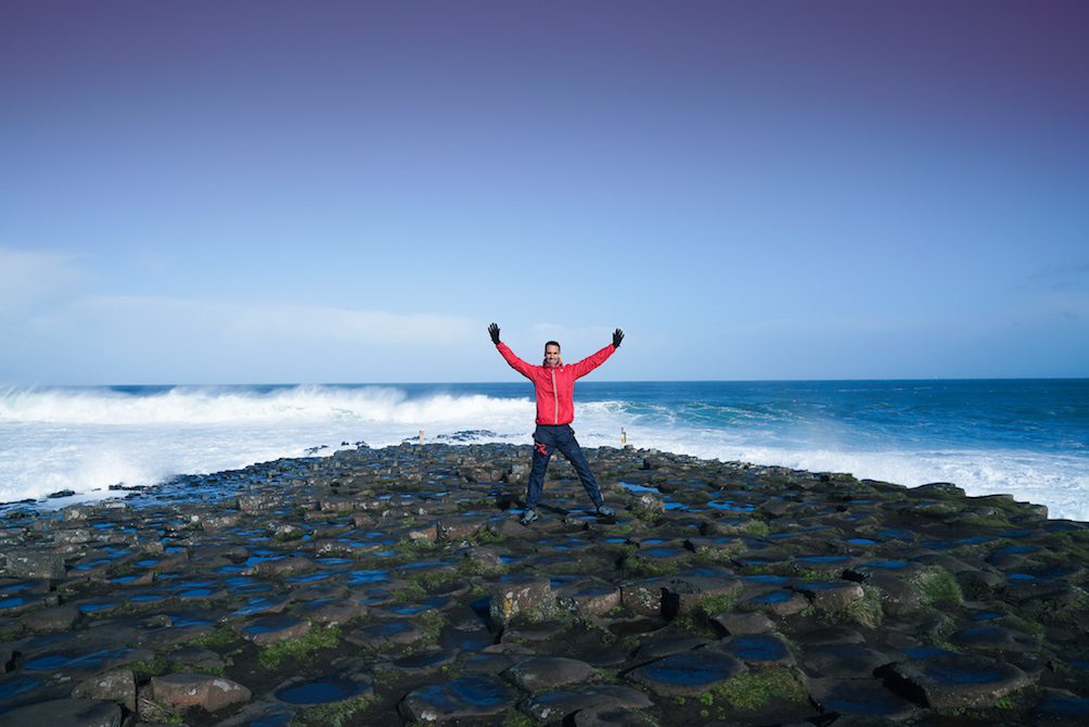 IntraMundi tour irlanda on the road giant's causeway