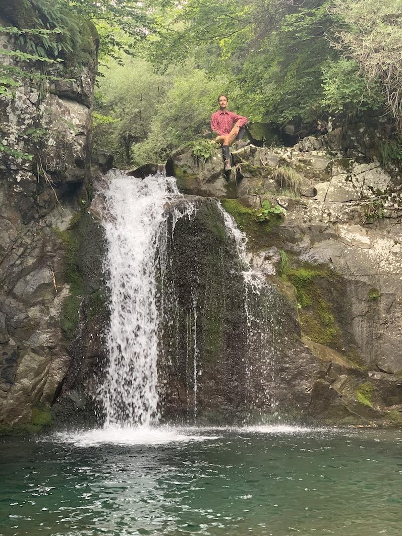 Giro delle cinque cascate di Sant'Annapelago intramundi