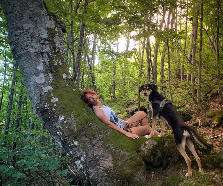 Passeggiare in montagna benefici