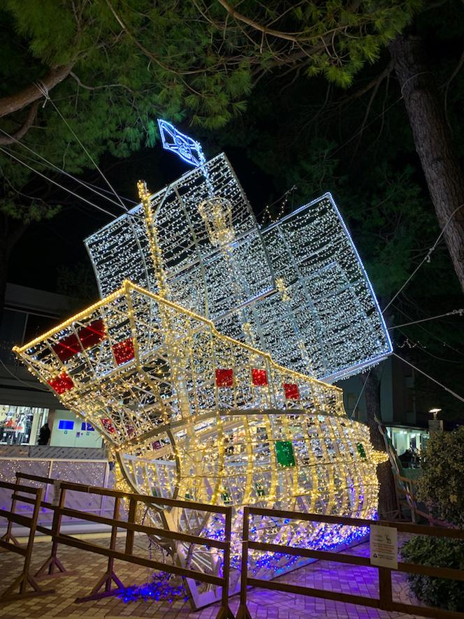 Natale a Riccione e MiMa Intramundi
