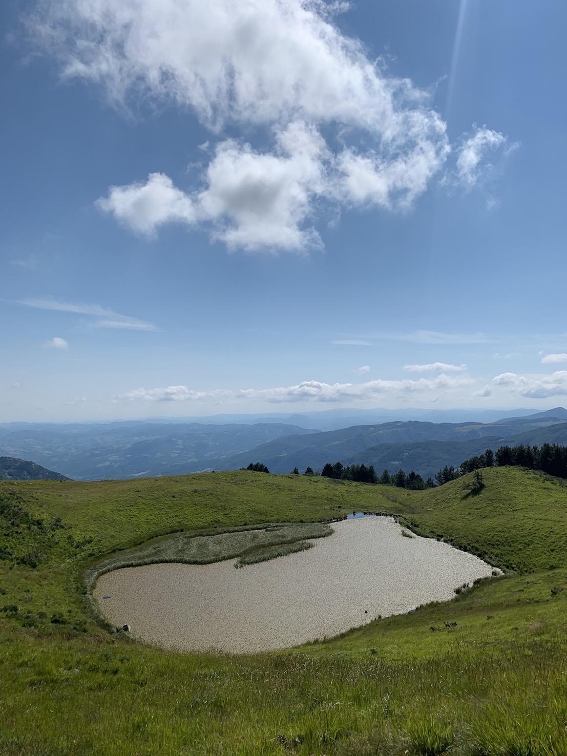 Lago Terzo Monte Cimone Fanano Sestola