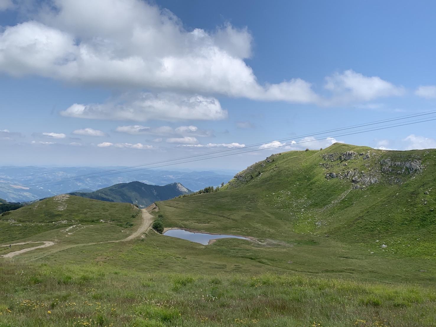 Lago Pianone Sestola Fanano