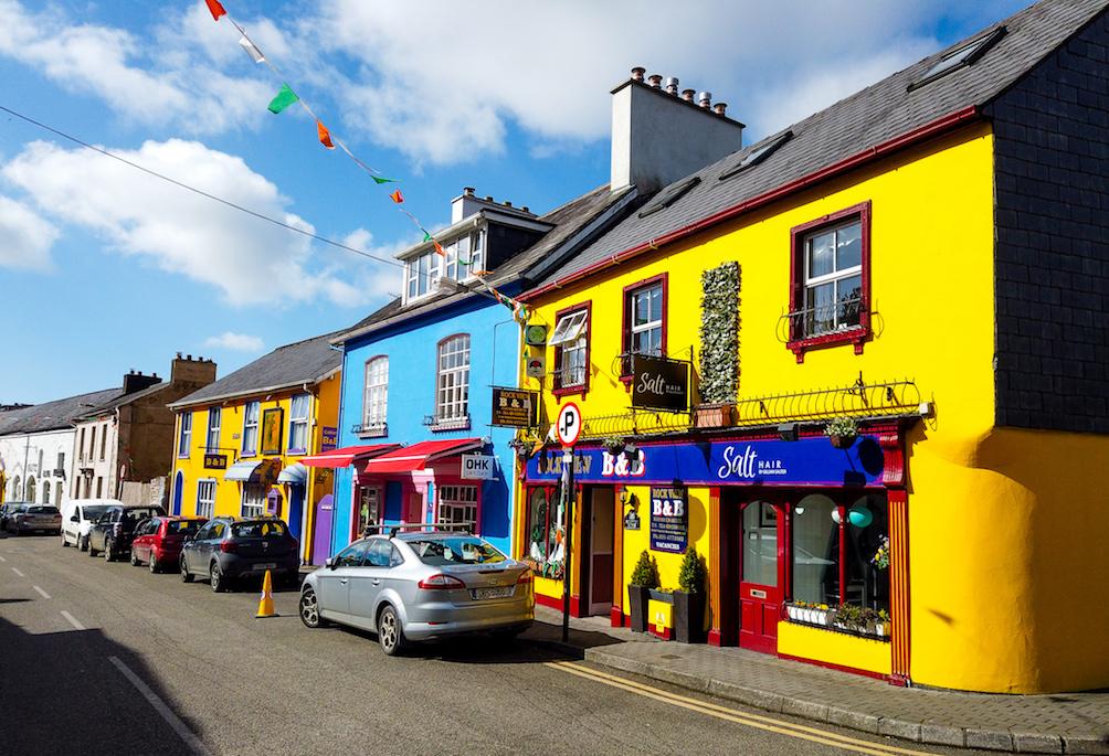Kinsale Intramundi Irlanda saint patrick day