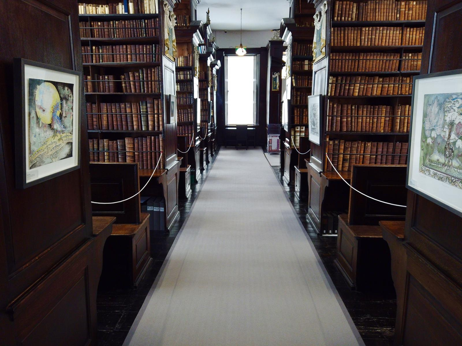 MARSH Library Dublino