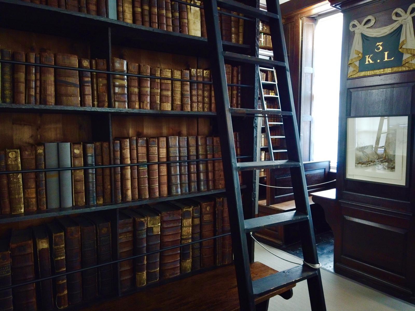 MARSH biblioteca Dublino