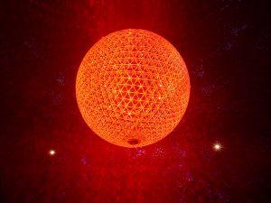 Il sole Intramundi swarovski