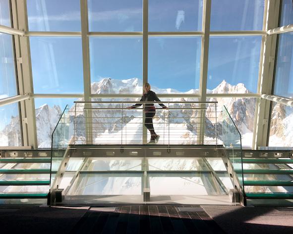 Skyway Monte Bianco L Ottava Meraviglia Del Mondo A 3 466mt
