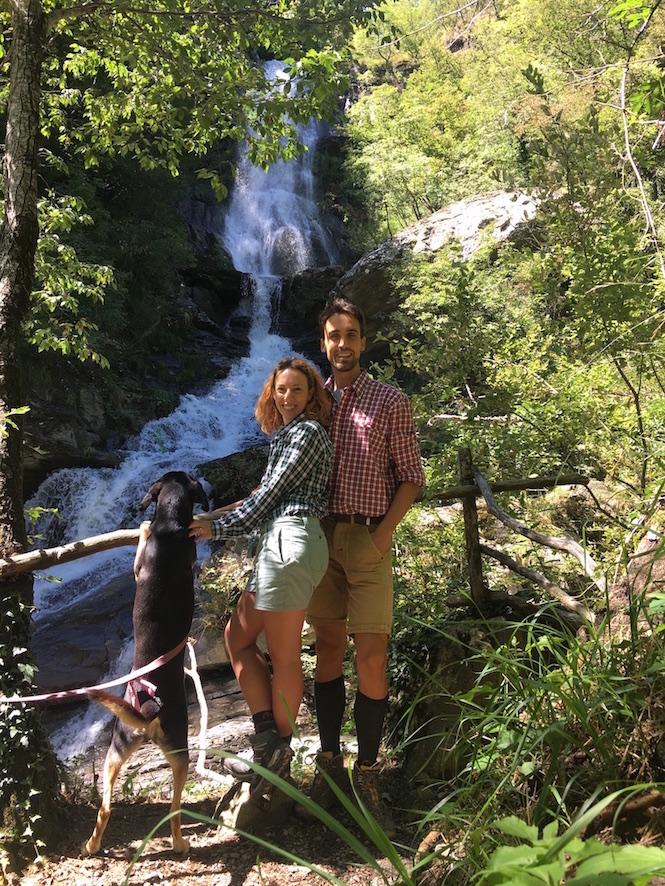cascate della rovinaccia fanano