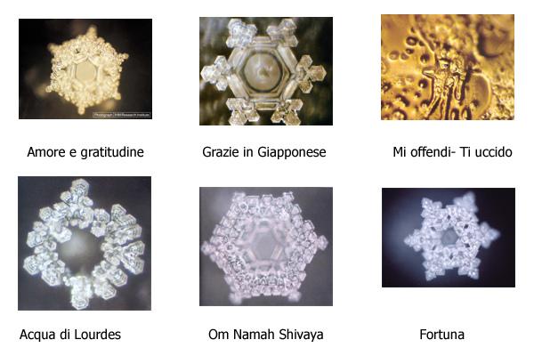 esperimento cristalli intramundi