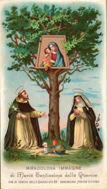 madonna quercia intramundi