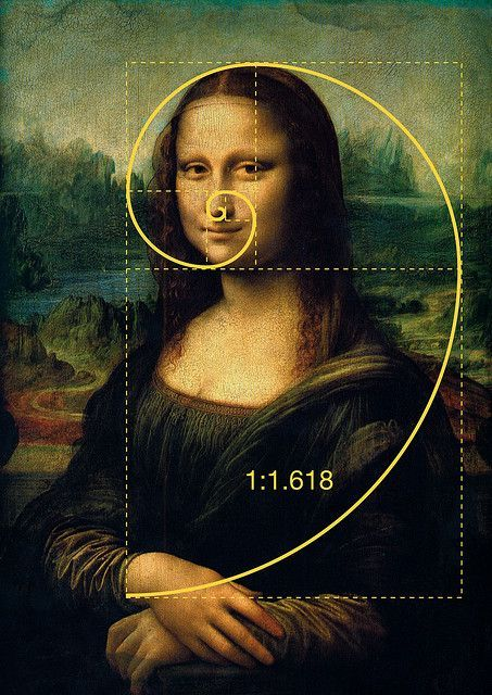 sequenza fibonacci monna lisa