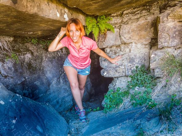 Fanano Grotta delle Fate IntraMundi