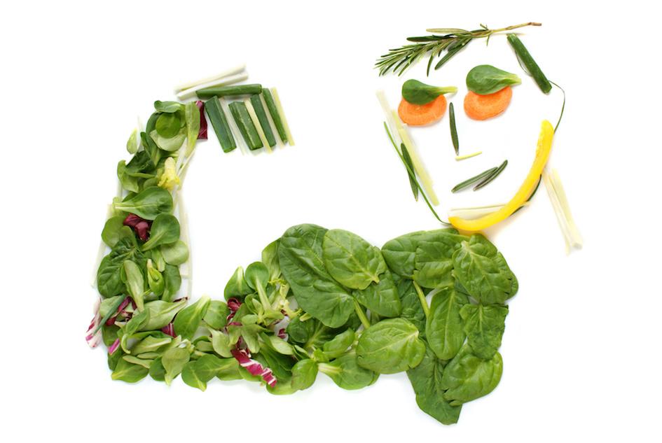 Alimentazione vegana sportivi