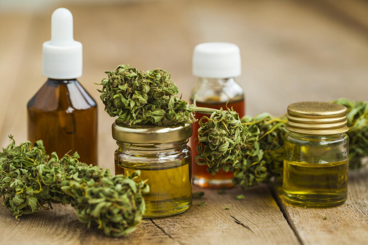 Olio di cannabis e olio cbd quale prendere