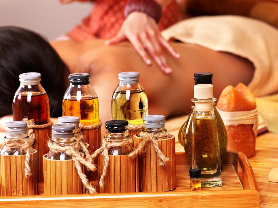 CBD massaggio benefici