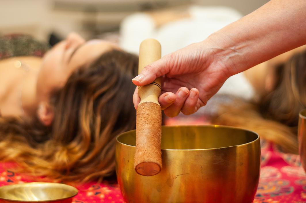 trattamento massaggio sonoro